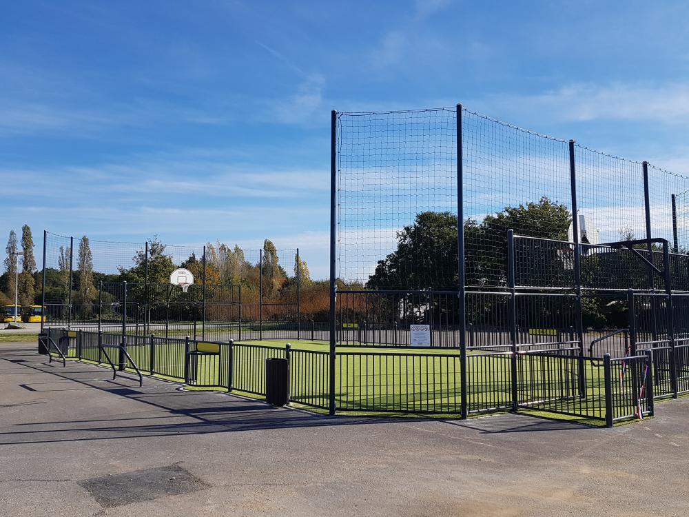 Un nouveau city-park à Saint Molff