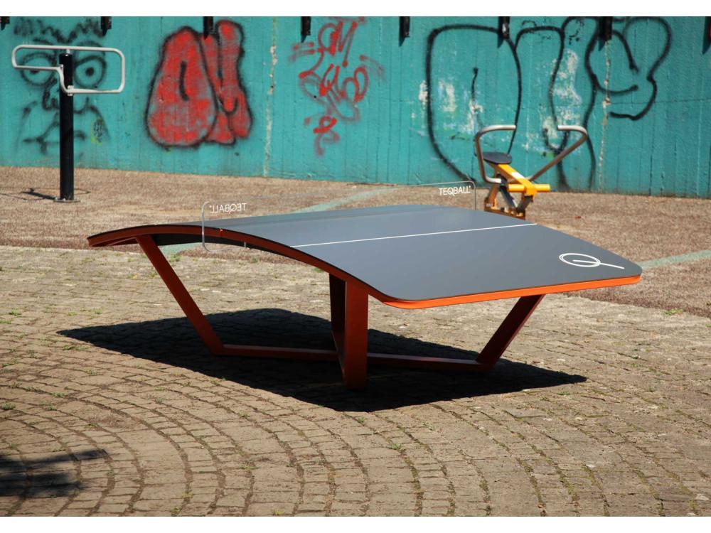 PRODUIT « SPORTS » : découvrez la table TEQBALL®