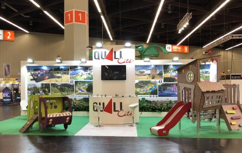 QUALI-CITE® AT THE 2018 GALABAU FAIR