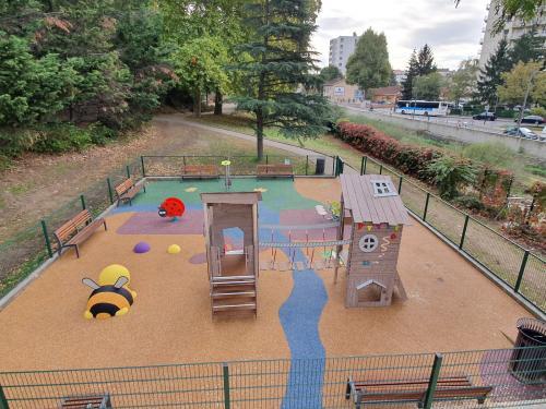Parc Chabrières - OULLINS (69)