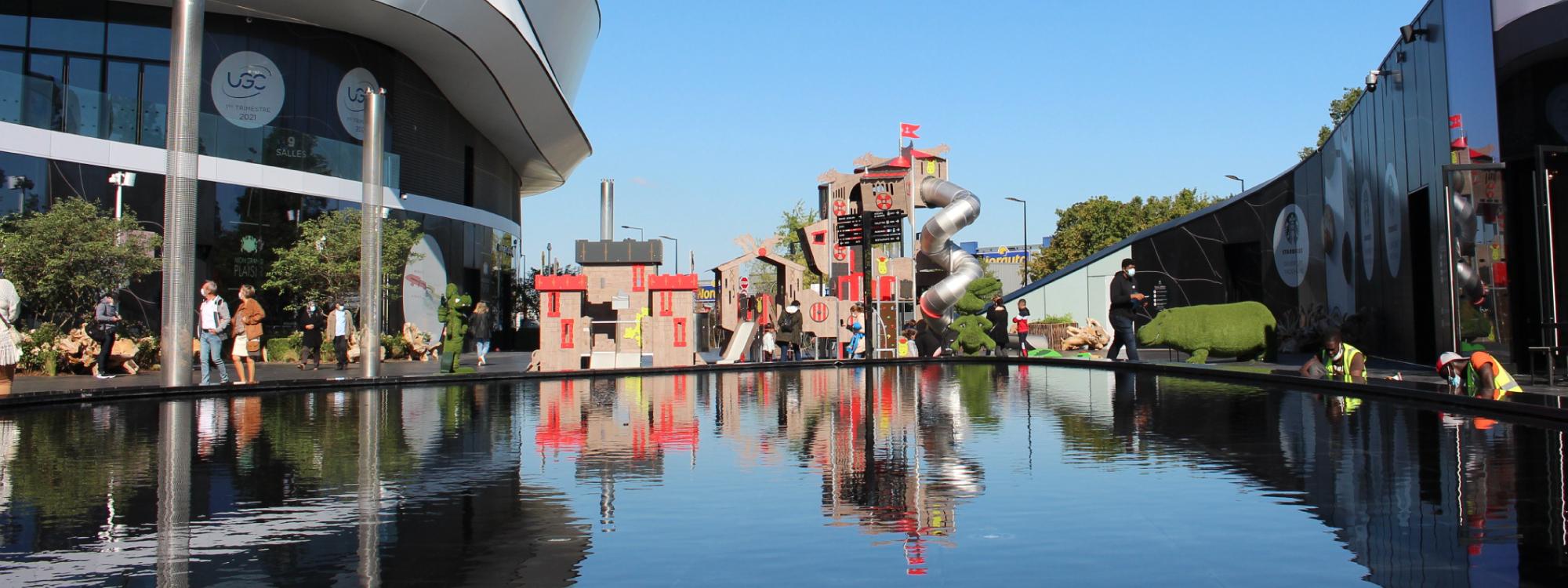 tailor-made playground area